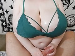 Huge Tittyfuck POV