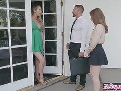 Mom Knows Best - Brett Rossi , Danni Rivers - Door to Door