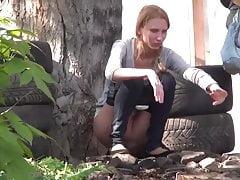 Voyeur Piss HunterSo Beautiful Girl