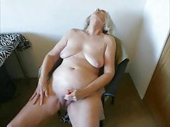 Mature convict sue used by the prison warden