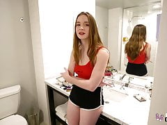 Real Teens - Hot 19 Year Old Hazel Moore Gets Fucked