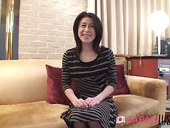 Hairy Japanese Granny - Erotic Hard Fuck - JapanLust
